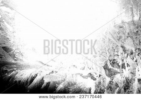 Grunge Urban Vector Texture Template, Dark Messy Dust Overlay Distress Background, Abstract Dotted,