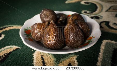 Zalacca Arecaceae An Exotic Food From Asia Indonesia