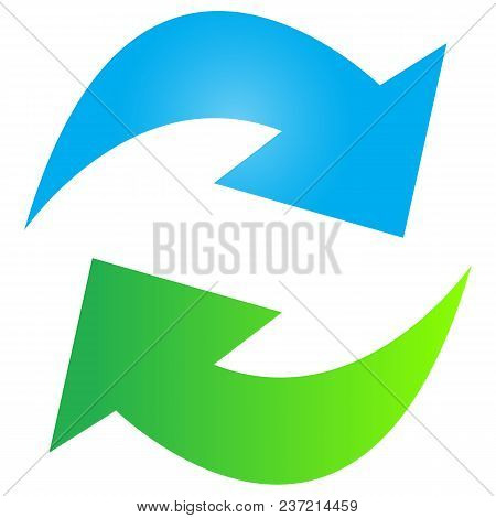 Refresh Icon Cycle Circle Refreshment Turning Vector Repetition