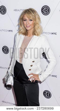Paris Hilton At Beautycon Festival