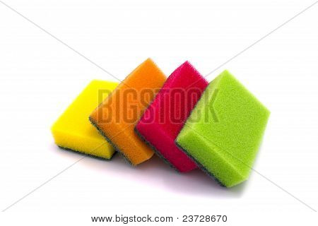 Set Of Sponges