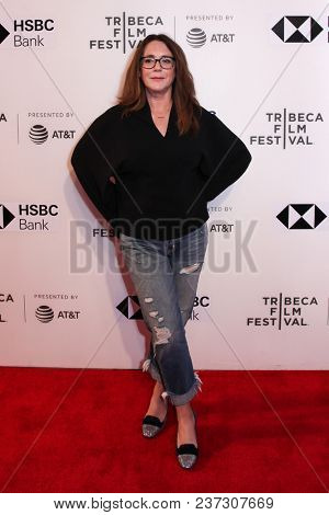 NEW YORK, NY - APRIL 21: Talia Balsam attends 'The Seagull' premiere during the 2018 Tribeca Film Festival at BMCC Tribeca PAC on April 21, 2018 in New York City.