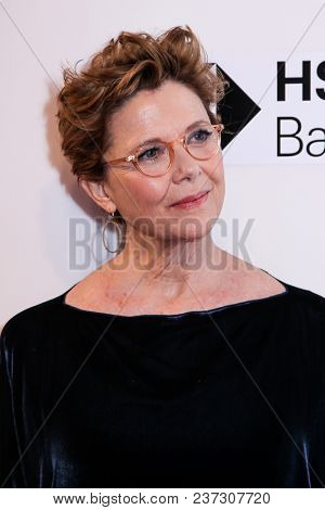 NEW YORK, NY - APRIL 21: Annette Bening attends 'The Seagull' premiere during the 2018 Tribeca Film Festival at BMCC Tribeca PAC.