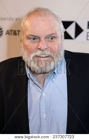 Brian Dennehy attend 'The Seagull' premiere during the 2018 Tribeca Film Festival at BMCC Tribeca PAC on April 21, 2018 in New York City.