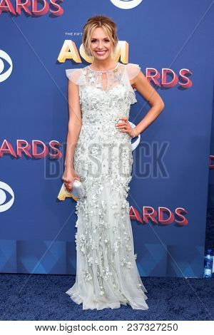 LAS VEGAS - APR 15:  Carly Pearce at the Academy of Country Music Awards 2018 at MGM Grand Garden Arena on April 15, 2018 in Las Vegas, NV