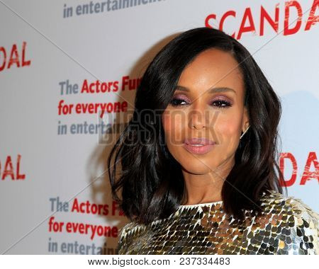 LOS ANGELES - APR 19:  Kerry Washington at the The Actors Fund's
