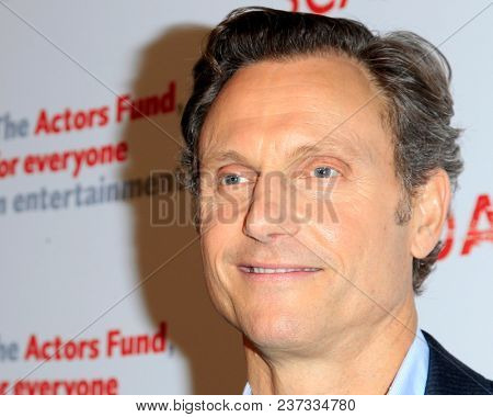 LOS ANGELES - APR 19:  Tony Goldwyn at the The Actors Fund's