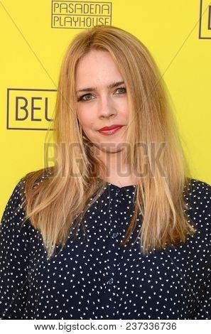 LOS ANGELES - APR 22:  jessica Barth at the