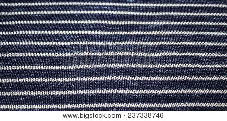 A Blue Striped Background With A Stripes
