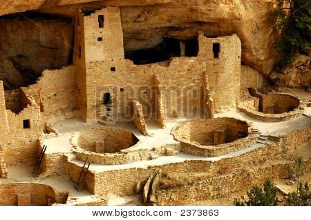 Cliff Palace Kivas