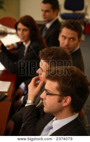 Debate - Group Of Five Professional Meeting
