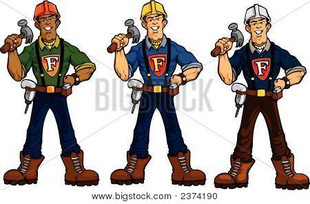 Vector Construction Hero