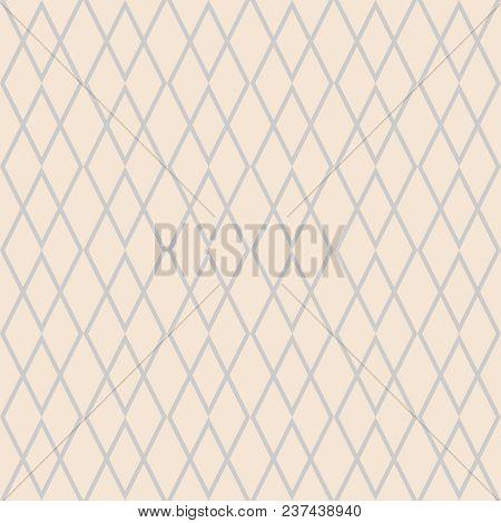 Tile Vector Pattern Or Grey Wallpaper Background