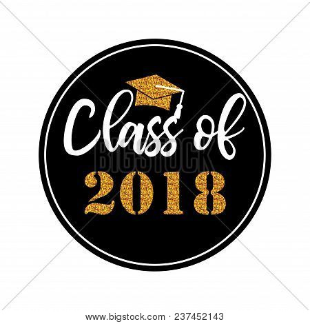 Graduation Wishes Overlays, Lettering Labels Design. Template For Graduation Design, T-shirt, High S