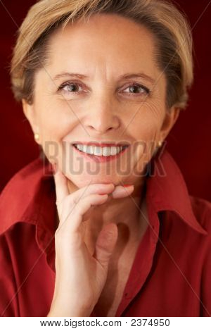 Mature Woman - Portrait