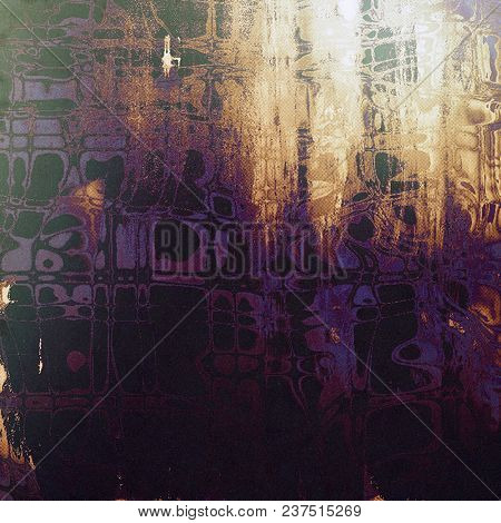Colorful vintage texture. With different color patterns