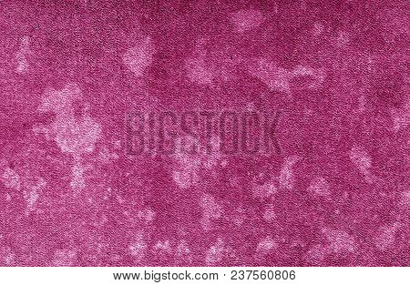 Old Dirty Cardboard Surface In Pink Tone. Abstract Background And Texture For Design And Ideas.