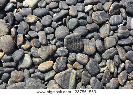 Beautiful Stone On Koh Hin Ngam, Tarutao Marine National Park In Satun Province, Thailand