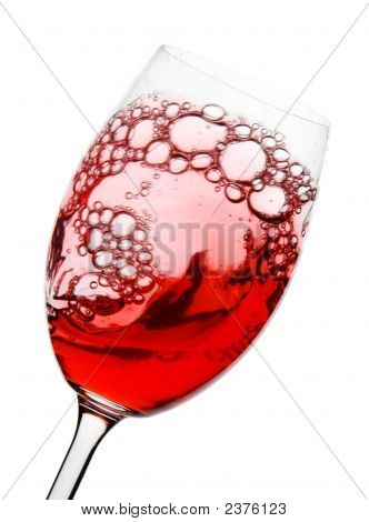 Red Wine In Motion