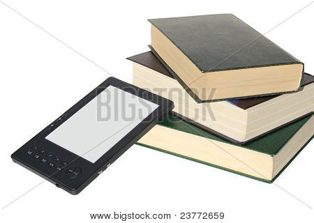 Concept For Reading Electronic Books