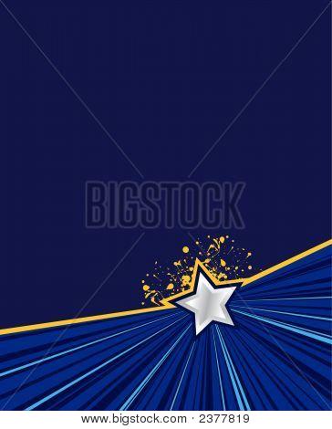 Blue Star Rush.Eps