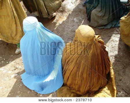 Burqa Beauties