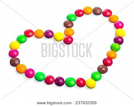 Candy Candies Chocolate Candy Coated Chocolate Candy Colorful Colourful