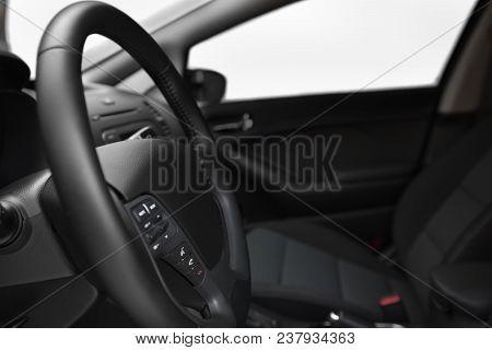 Car Inside Inside A Car Car Interior Steering Wheel Vehicle Automobile