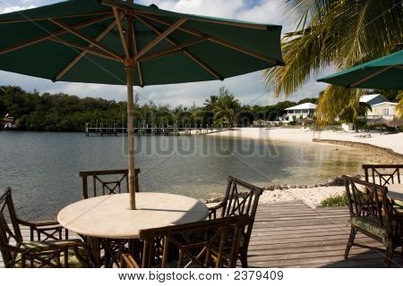 Table And Beach