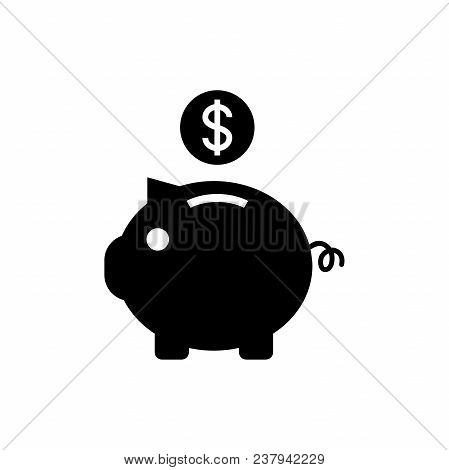 Piggy Bank Icon. Money Savings Icon. Save Money Icon.