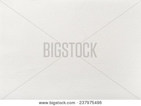 Paper Background. Watercolor Paperboard Texture. Empty Cardboard