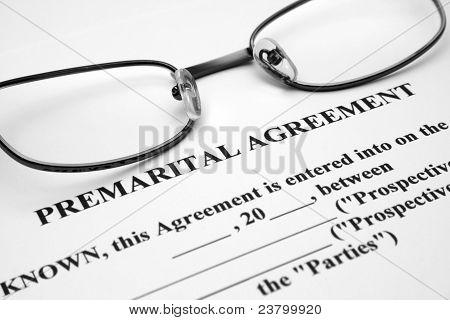 Premerital Agreement