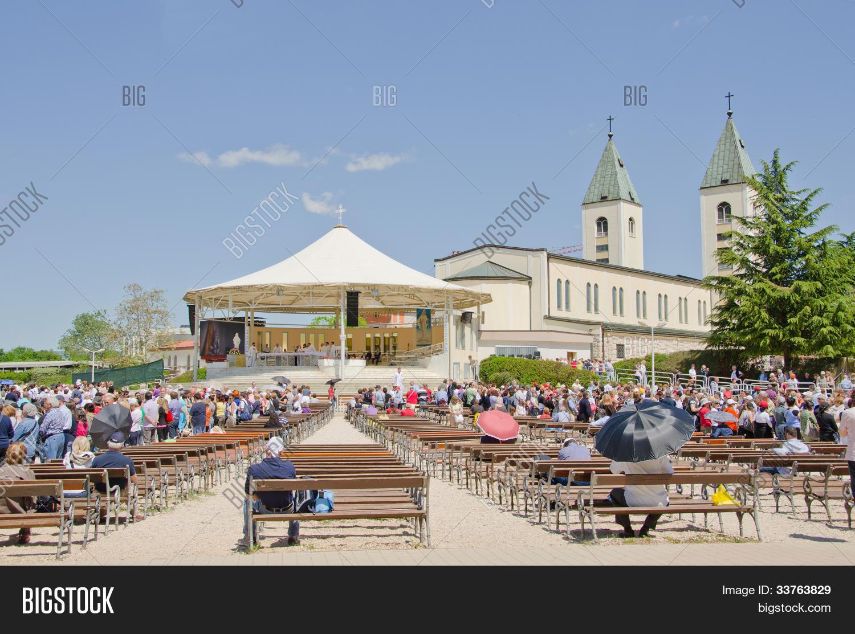MEDJUGORJE, BOSNIA Image & Photo (Free Trial) | Bigstock
