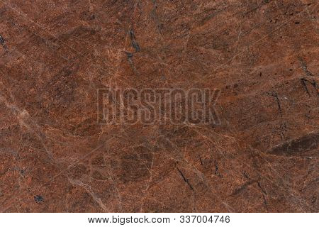 Tile Background, Rock Texture, Brown Granite Background Texture.