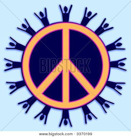 Navy Peaceful People