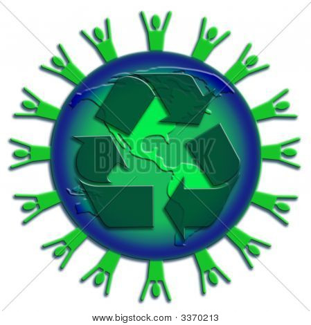 Recycle A Green World