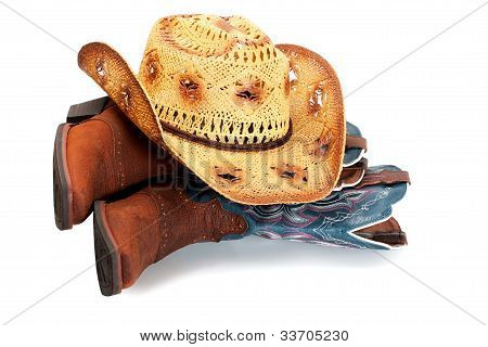 Hat In Boots