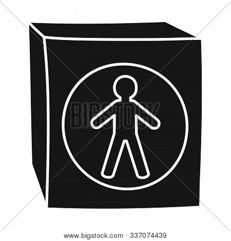 Vector Illustration Of Stoplight And Light Icon. Web Element Of Stoplight And Signal Stock Symbol Fo