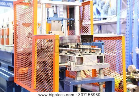 Machine Safety Guard For Cold Rolling Machine ; Protect People From Danger.
