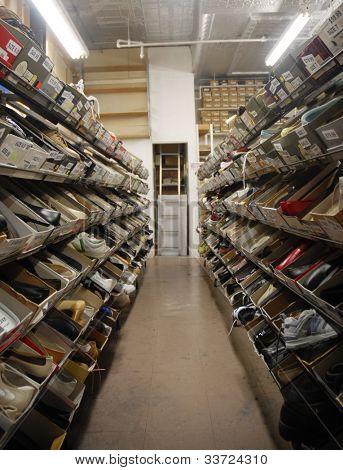 boxes shoes