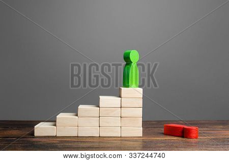 The New Leader Overthrew His Opponent From His Post. Head Offset. Business Optimization, Replacement