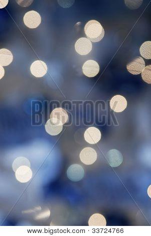 blue holiday background