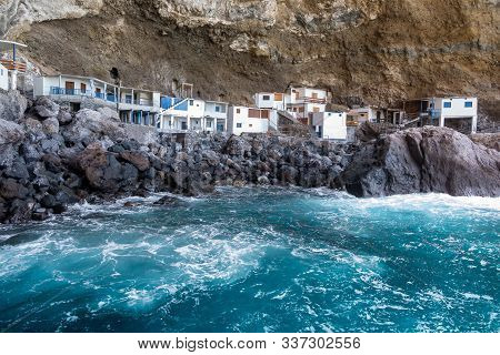 Pirate Cave Poris De Candelaria, A Hidden Tourist Attraction