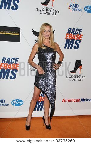 LOS ANGELES - MAY 18: Taylor Armstrong at the 19th Annual Race to Erase MS gala held at the Hyatt Regency Century Plaza on May 18, 2012 in Century City, California