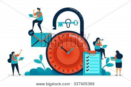 Time Management At Work, Multitasking In Managing Time, Security Scheduling And Business Planning, S