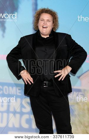 LOS ANGELES - DEC 2:  Fortune Feimster at the