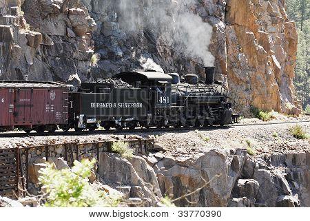 Durango & Silverton Engine 481