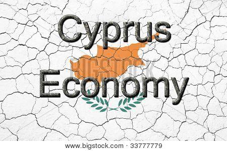 Cyprus Economy Flag
