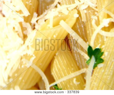 Penne With Parmesan