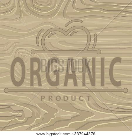 Uncooked Tomato Vector, Organic Product Fresh Ingredients On Wooden Background Edible Veggie Seasona